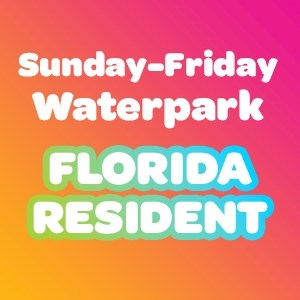 Waterpark 1-Day FL Res Admission