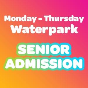 Waterpark  1-Day Senior Admission