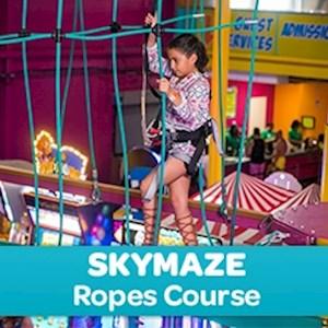 Sky Maze Ropes Course