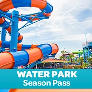 2019 Pre Summer Water Park Season Pass