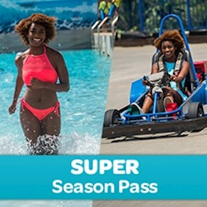 2019 Pre Summer Super Season Pass