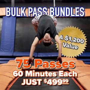 Bulk Passes Bundle 75