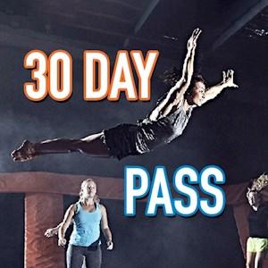 30 Day Pass