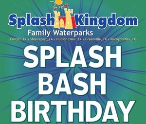 Splash Bash Birthday Party