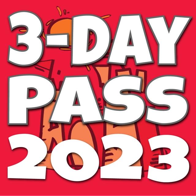 2020 3 Day Pass