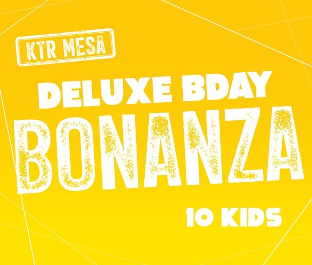Deluxe Bday Bonanza