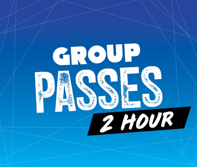 2 Hour Group Pass (No Food)