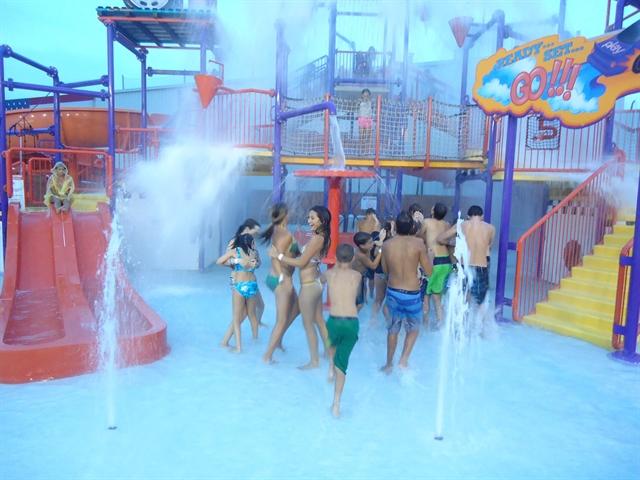 Splashplex Party -Web