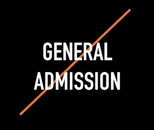 1. General Admission