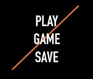 3. Play, Game, & Save