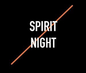 4. Spirit Night