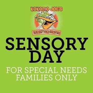 Sensory Day $10 Game Card