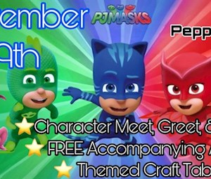 PJ Mask Toddler Time