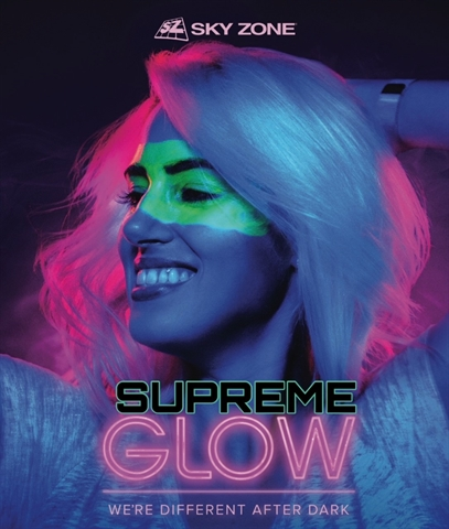 Supreme GLOW Party (10 Guests)