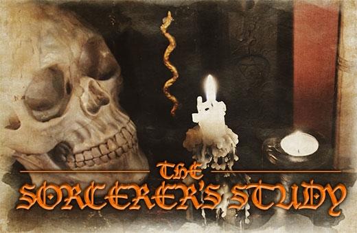 Sorcerer's Study