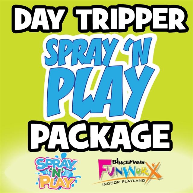 Day Tripper SPRAY 'N PLAY
