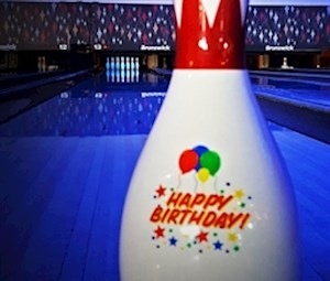 KPC - Bowling Birthday