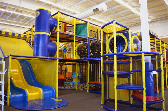 Private Play Structure Rental