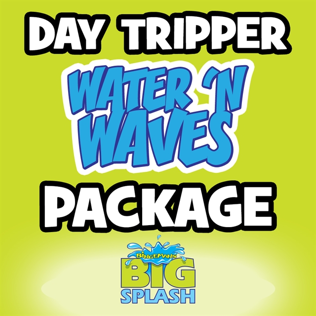 Day Tripper WATER 'N WAVES