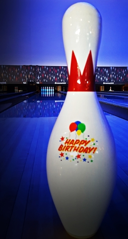 Kingpin Bowling Birthday Party