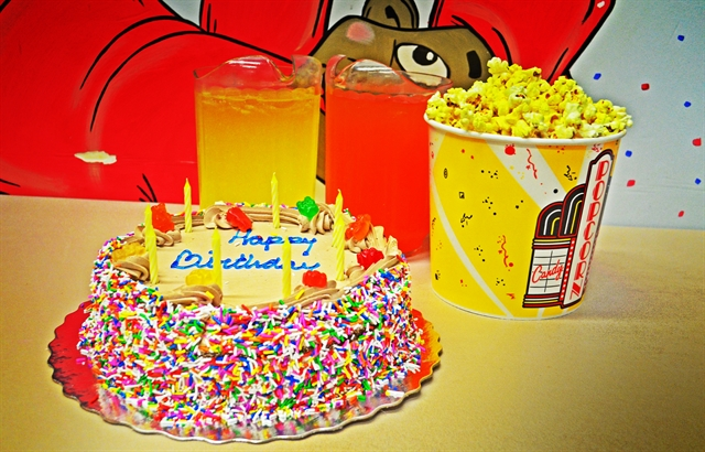 Traditional Birthday Party