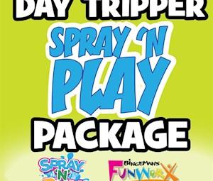 Day Tripper SPRAY 'N PLAY