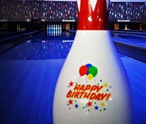 Kingpin Bowling Birthday Party
