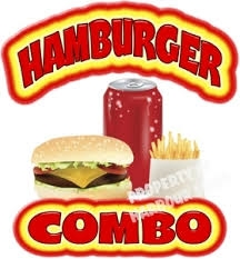 Hamburger Combo