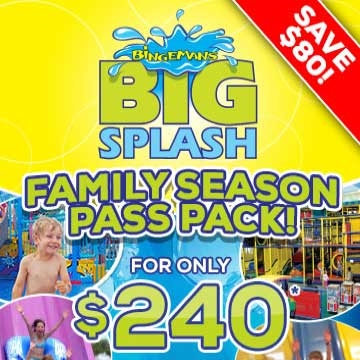 Family Seasons Pass 2018