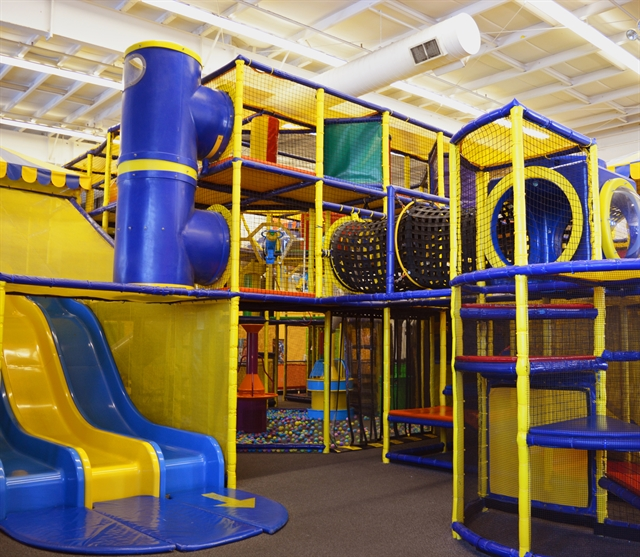 FunworX Play Structure- 2-12 Years