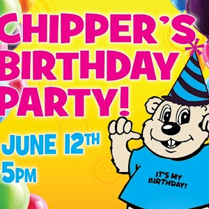 FunworX June 12 Chippers Birthday
