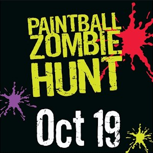 Oct 19 Zombie Paintball Hunt