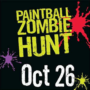 Oct 26 Zombie Paintball Hunt