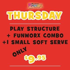 Thursday Play Special!