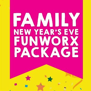 Family New Year's Eve FunworX Package