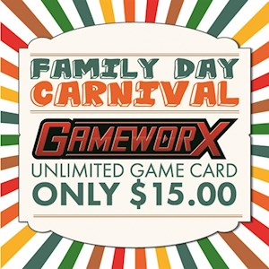 Unlimited Playcard Family Carnival