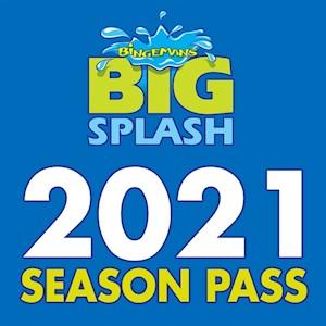 2021 Big Splash Seasons Pass