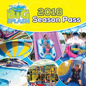 Big Splash Seasons Pass 2018