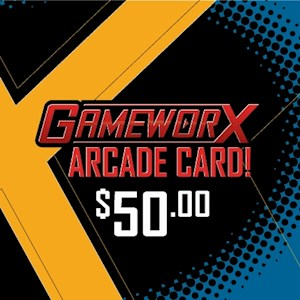 $50 Playcard (retail)