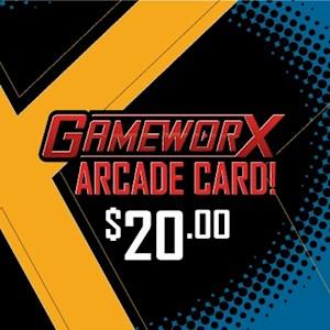 $20 Play Card