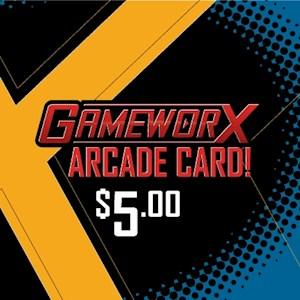 $5 Play Card