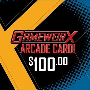 $100 Play Card