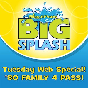 Tuesday Online Special