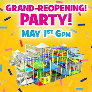 FunworX May 1 Party Admission