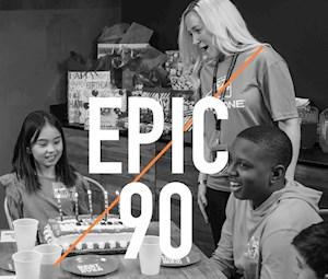 Epic 90 Party