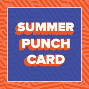 Punch Card - 2021 Summer