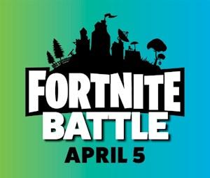 Fortnite Battle April 5