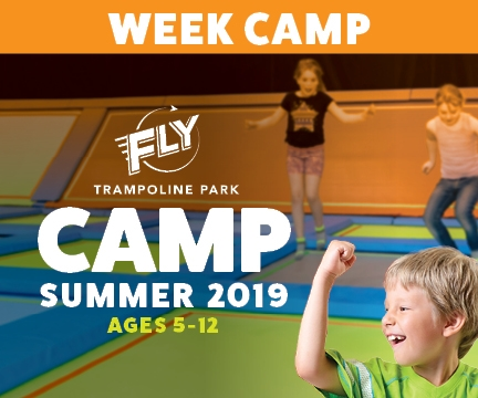 Summer 2019 Camp - FULL WEEK