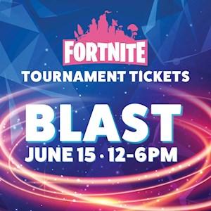 Fortnite Tournament Ticket June 15