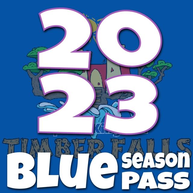 2020 Blue Season Pass - Regular Price $89.00